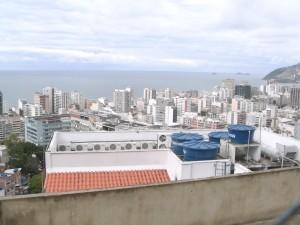 Ipanema vue d'en haut